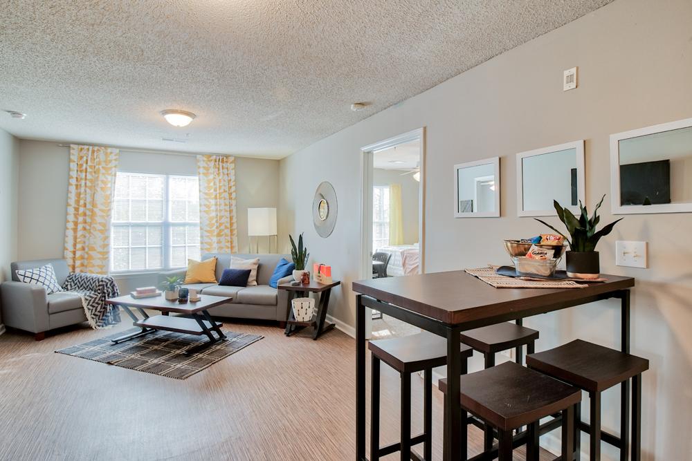 Auburn Off Campus Housing   The Social   1 3 Bedroom Apartments